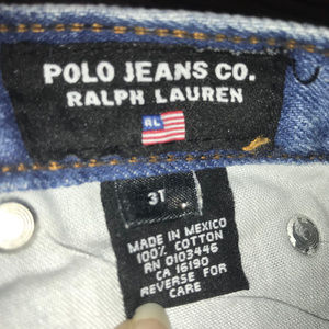 Polo by Ralph Lauren Bottoms - Polo Ralph Lauren loose fit jeans 3T NWT